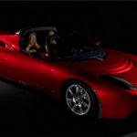 Tesla All-Electric Roadster