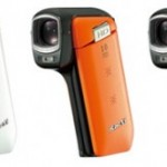Sanyo's next pistol-grip HD camcorders on the way: Xacti CG11 HD