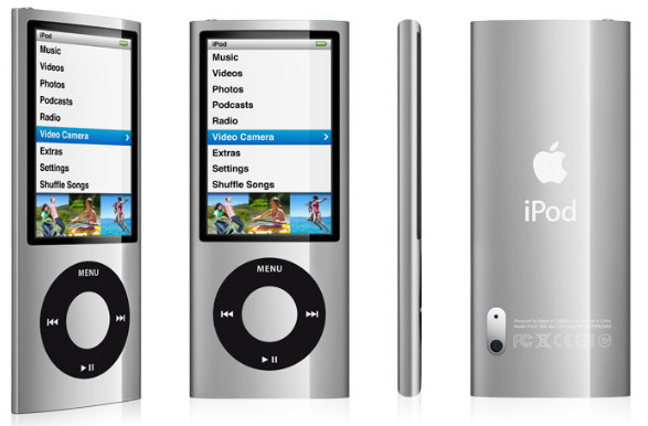 how to put music on ipod nano with itunes
