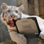 "Panasonic's ""Tiger-Resistant"" Laptop"