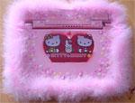 Pink Hello Kitty Laptop