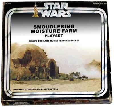 Smouldering Moisture Farm