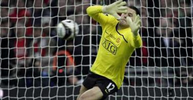 """Ben Foster and his iPod: """"Patty Cake, Patty Cake, Bake me a Ball!"""""""
