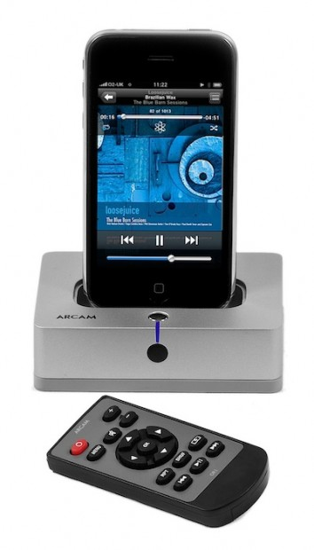 arcam-irdock-ipod-dock