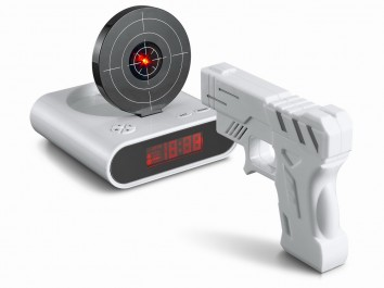 Target Alarm Clock 2