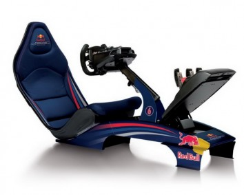 F1 Red Bull Seat
