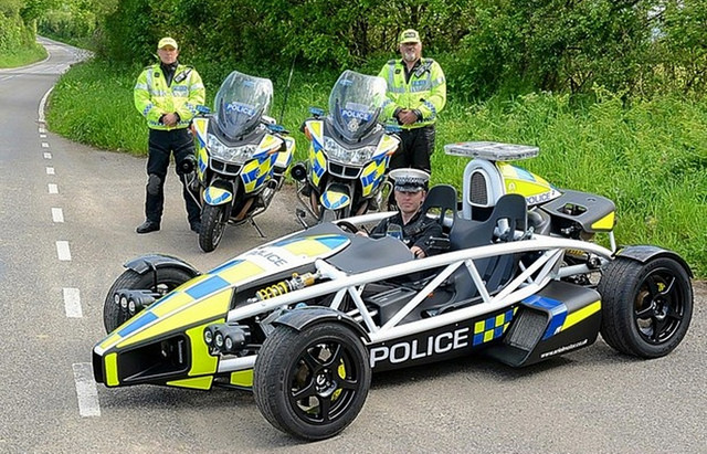 law enforcers technology